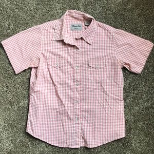 Wrancher by Wrangler Western button down